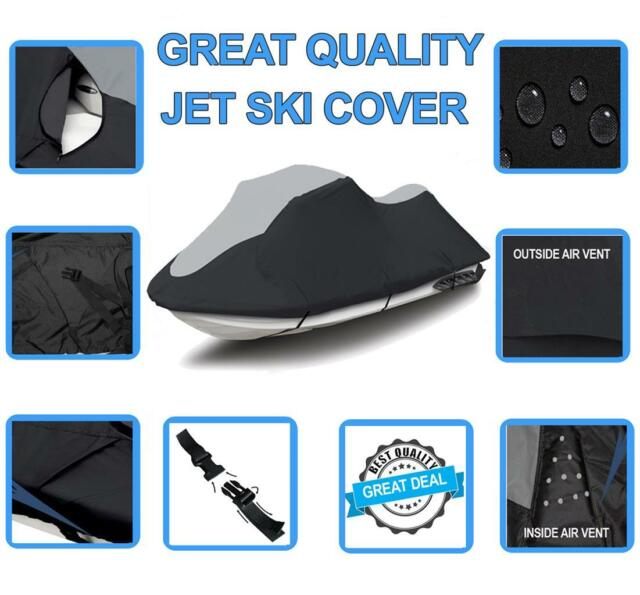 SUPER Sea Doo GTX 3 Seat Jet SKi 2002 2003 2004 2005 Jet Ski Watercraft Cover