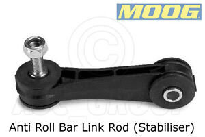 NI-LS-1755 Anti Roll Bar Link Rod MOOG Front Axle left or right Stabiliser
