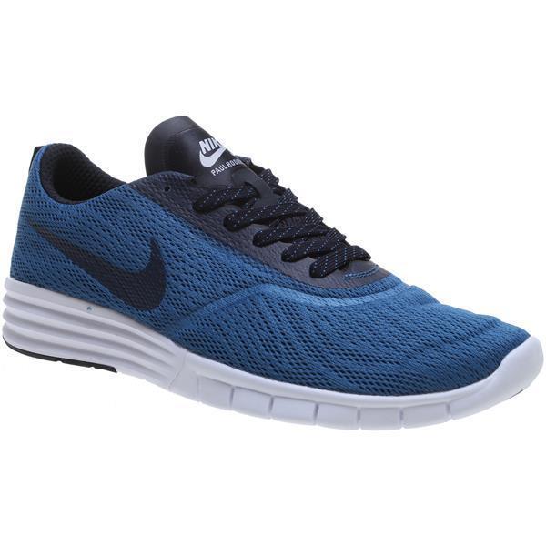 Nike SB Paul Rodriguez 9 R/R Skate Shoes Brigade Blue Uomo SIZE 10.5 US - 749564