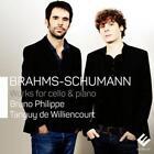 Werke Für Cello & Klavier von De Williencourt Tanguy,Bruno Philippe (2015)