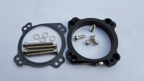 VW AUDI SEAT SKODA 2.0TFSI Throttle Body Spacer Water Methanol injection port-61