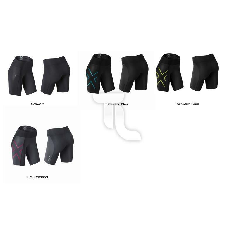 2xu Mid-Rise Compression  Shorts WA3027 Laufshorts NEU  fishional store for sale