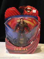 Mattel 2013 Superman Man Of Steel Movie Masters Jor-el 6 Action Figure