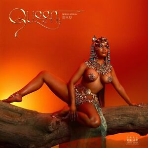 Queen-Nicki-Minaj-Album-CD