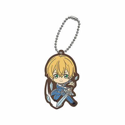 Sword Art Online SAO Sinon Character Rubber Mascot Capsule Key Chain V.3 Anime