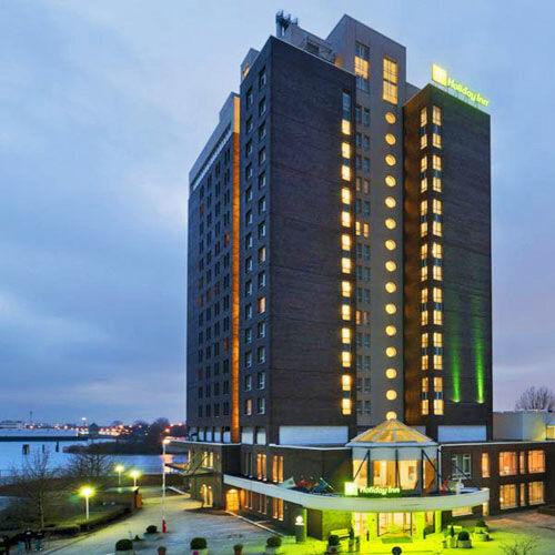 3 Tage Städtereise Hamburg 4★ Hotel Holiday Inn Elbbrücken Kurzreise Kurz Urlaub