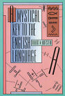 A Mystical Key to the English Language by Robert M. Hoffstein (Paperback, 1991)