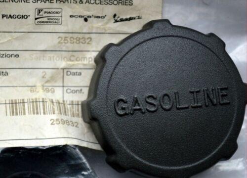 VESPA LX 50 2T//4T /& VESPA LX 125 /& VESPA LX 150 All Years Genuine Fuel Tank Cap