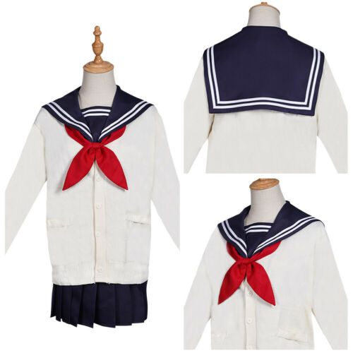 Details about  /My Hero Academia Himiko Toga Cosplay Costume Carnival Halloween Suit Uniform