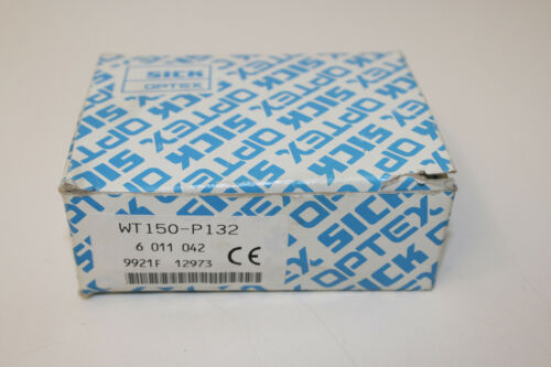 81//56 Sick Lichtschranke Sensor WT150-P132 Nr