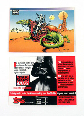 1994 Topps Star Wars Galaxy Series 2 Promo Card DH1 Lot of Nm//Mt 50