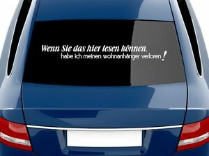 wohnwagen sprüche Autoaufkleber Auto Aufkleber Tattoo für Heckscheibe Spruch  wohnwagen sprüche