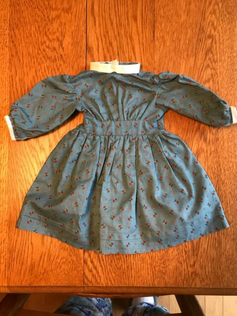 ORIGINAL Pleasant Company American Girl Doll KIRSTEN DRESS