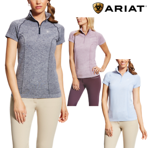 Ariat  Odyssey Ladies 1 4 Zip Sea ess Base Layer SALE FREE UK Shipping  just for you