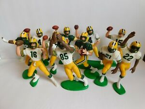 GREEN BAY PACKERS 1988/1990 + NFL Starting lineup figures open/loose choose