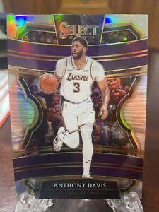 2019-20-Panini-Select-baloncesto-Anthony-Davis-Plata-Prizm-Concourse-26