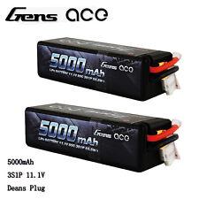 B100C75002S1PHC47 Gens ace High Voltage LiPo Batt 7500mAh 7,6V 100C 2S1P Deans
