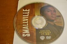 Smallville First Season 1 Disc 5 Replacement DVD Disc Only *******