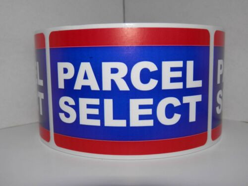PARCEL SELECT USPS 2x3 Stickers Labels Mailing Shipping 50 labels