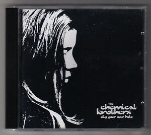 DIG-YOUR-OWN-HOLE-THE-CHEMICAL-BROTHERS-CD