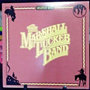 THE-MARSHALL-TUCKER-BAND-Greatest-Hits-Album-Released-1989-Vinyl-Record-USA