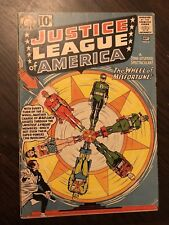 Justice League of America #6 (Aug-Sep 1961, DC)