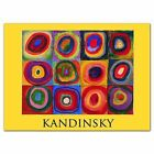 Kandinsky Notecard Boxes by teNeues Verlag GmbH + Co KG (Cards, 2008)