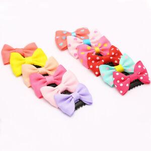 Girl-039-s-Fashion-Infant-Hair-Accessories-Baby-Hairpin-Mini-Hair-Clip-Headwear-Bow