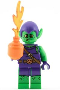 Genuine-LEGO-MARVEL-SUPER-HEROES-2015-Green-Goblin-minifigura-Juniors-Set-10687