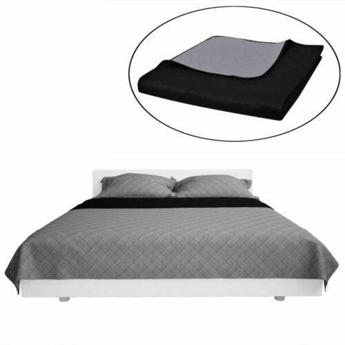 Zweiseitige Tagesdecke Steppdecke Bettüberwurf Steppung Mehrere Auswahl DE