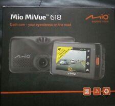 "Mio MiVue 618 Extreme 1296P HD  2.7"" GPS Car Dash Cam Camera, Accident Recorder"