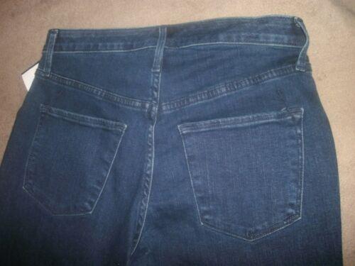 B156 Women/'s Sz 00//24R Mossimo Denim High Rise Wide Leg Super Stretch Jeans NEW
