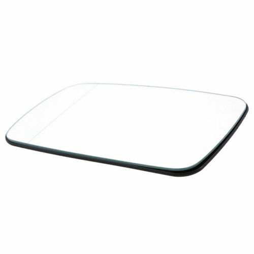 1x Right Passenger Side Door View Rear Heated Mirror Glass fit BMW E46 Coupe E65