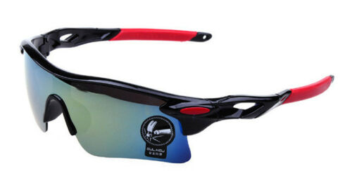 Men/'s-Cycling-Sunglasses-Driving-Vintage-Outdoor-Sports-Eyewear-Glasses-UV400 CJ