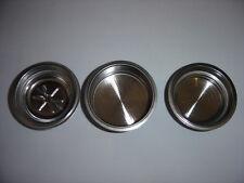 Kit filtri mokona bialetti Trio CF40-Cf41 filtro 1 tazza- 2tazze -adatt. cialde