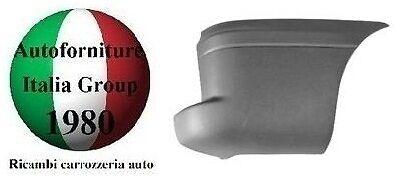 PARAURTI CANTONALE POSTERIORE POST DX NERO FIAT DOBLO 05/>09 2005/>2009