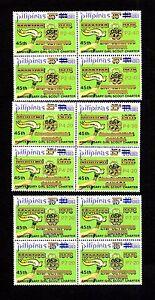 Filippine-1692-4-sistema-di-quattro-45-anni-carta-Scout