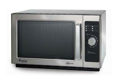 Amana RCS10DS 1000 Watts Microwave Oven for sale online