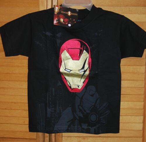 "Size 5//6 Marvel /""Iron Man/"" T-Shirt"