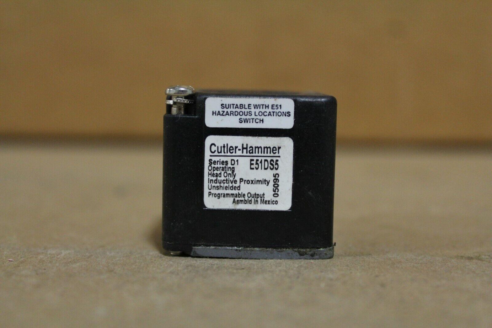 Cutler Hammer E51RN  NSNP ** GENUINE ** E51RN  Eaton Westinghouse