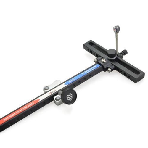 Decut BASHA Archery Recurve Bow Sight Scope Pin 1.0 Optical Fiber HONOR