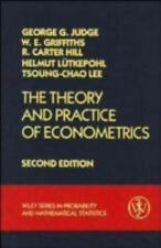 The Theory and Practice of Econometrics (Wiley Series in Probability a-ExLibrary