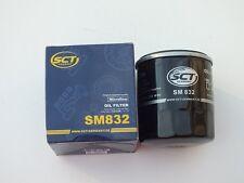 SCT Filtro olio per Nissan Kubistar Renault Clio 1 2 3 1,2+16V