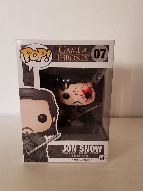 game of thrones - jon snow - ex (.)