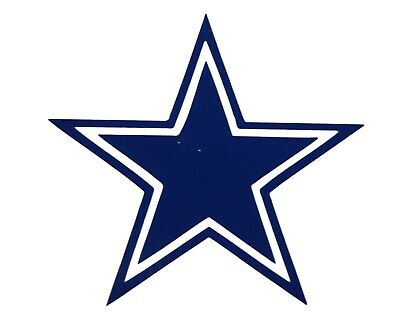 Dallas Cowboys Football Logo Vinyl Decal Sticker 77065z