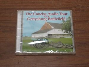 034-The-Concise-Audio-Tour-of-GETTYSBURG-BATTLEFIELD-034-on-2-CD-039-s-2006