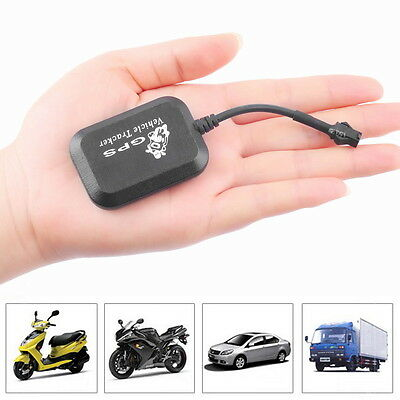 Mini GPS GPRS GSM Tracker SMS Network Bike Car Motorcycle Monitor GPS Locator FE