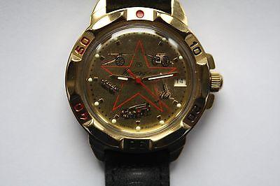 Wostok (boctok - Vostok) Komandirskie - Russische Armbanduhr 1