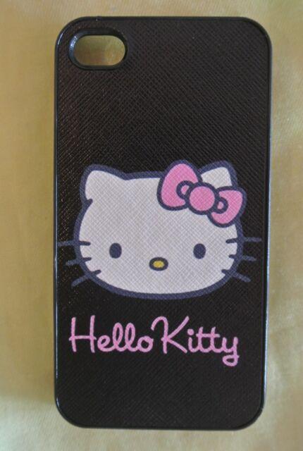 USA Seller Apple iPhone 4 & 4S  Anime Phone case  Cover  Hello Kitty Cute
