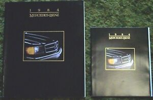 1984-Mercedes-Benz-FL-Reg-amp-DLX-Brochures-84